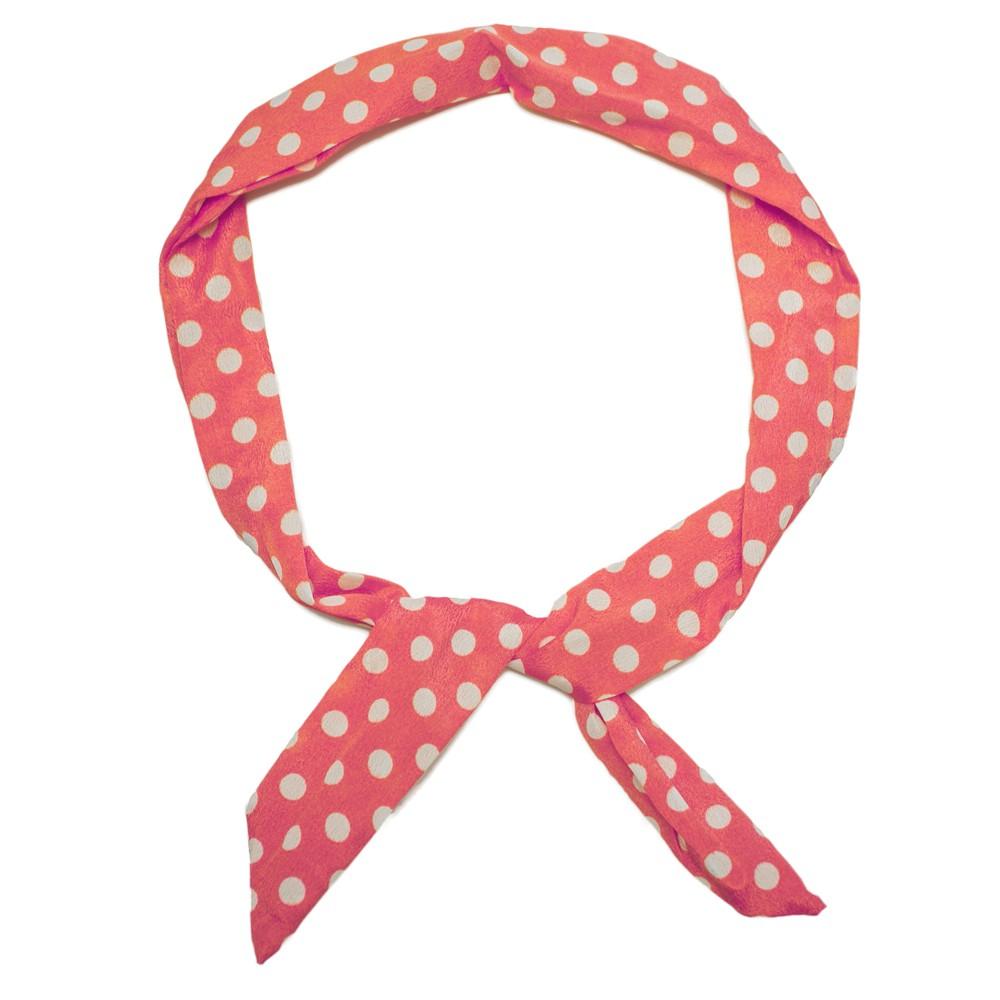 Haarband mit Draht Polkadots Rockabilly Schleife Punkte Streifen rot ...
